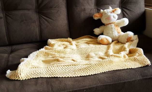 Детско одеяло Плитчици